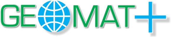 GeoMat Plus Logo