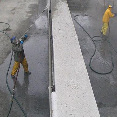 Spray on Damproofing