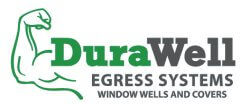 DuraWells – Egress Window Wells with Covers or Grates