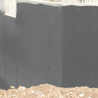 Fusion UV Waterproofing Membrane Finished